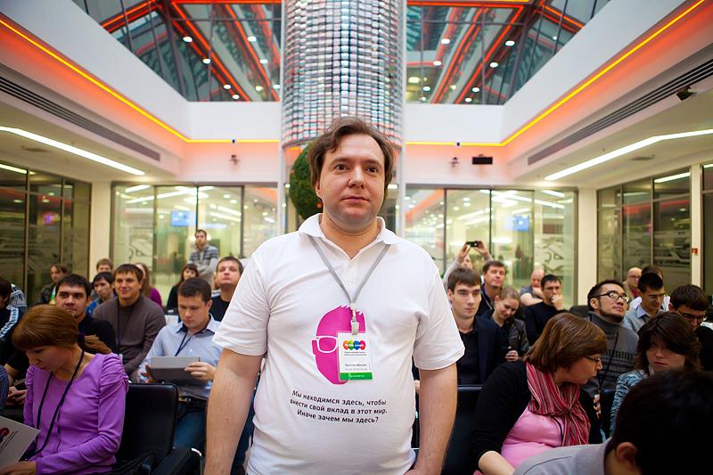 Модератор форума — Ярослав Швецов