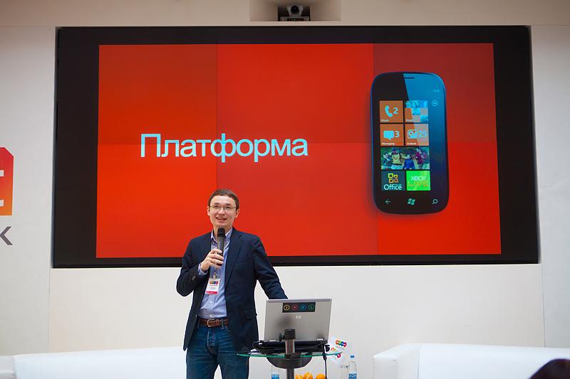 Владимир Колесников, эксперт по технологиям разработки ПО, Microsoft.