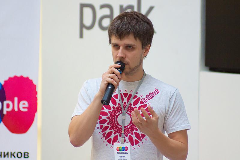 Дмитрий Жуков, ведущий дизайнер, Parcsis/Turbomilk